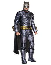"""B V S Da Uomo Dlx BATMAN ARMORED Costume, XL, circonferenza petto 44-46"""", girovita 36-40"""",LEG 33"""""""