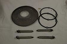 Walker Kohler CH20   Fan screen, mounting rings & hard wear
