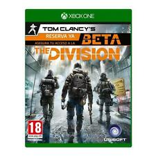 Pal version Microsoft Xbox One Division the
