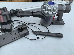 Dyson hand held vacuum cleaner with charger pole & accessories CE290421G
