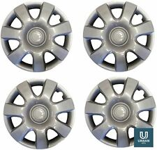 "Wheel Trim Cover SWT 15"" To Fit Seat Alhambra  Hub Cap Wheel Cover Set Of 4"
