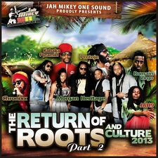 REGGAE ROOTS & CULTURE MIX CD 2013 PART 2