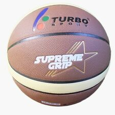 """TURBO SPORT BKL-227 BASKETBALL OFFICIAL SIZE 7 (29.5"""")  PU LEATHER COVER"""
