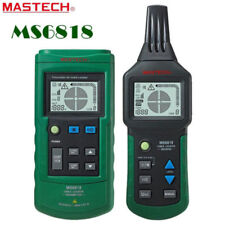 Mastech Wire Cable Locator Tracker Network Line 12v 400v Acdc Tester Detector