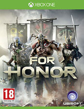 For Honor XBOX ONE IT IMPORT UBISOFT