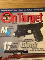 On Target Sept 2002, Anschultz Model 1517 MPR Rifle, Glock 19