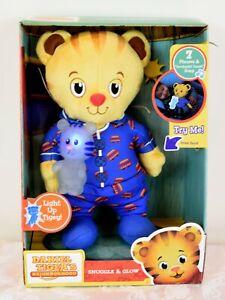 Daniel Tigers Neighborhood Snuggle and Glow Plush Toy