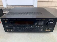 Vintage Pioneer VSX-D702S Dolby Logic Receiver Tested Working No Remote