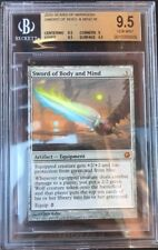 Sword of Body And Mind - BGS 9.5 GEM MINT - Scars Of Mirrodin - MTG - Modern