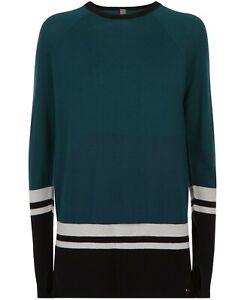 Sweaty Betty Camden Merino Wool Jumper Top Size S new 1098-B13