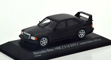 1:43 Minichamps Mercedes 190E 2.5-16 Evo2 1990 black