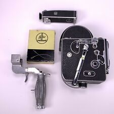 Bolex Paillard H16 16mm Film Cinema Camera Body with Extras