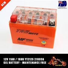 YTZ12S 12V 10 Ah GEL Battery for Honda VFR800 RVT1000R RC51 VTR1000F Super Hawk