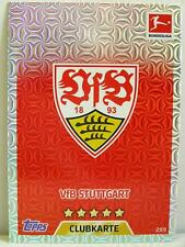 Match Attax 2017/18 Bundesliga - #289 VfB Stuttgart - Club / Wappen