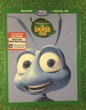 Bugs Life, A  (Blu-ray/Digital HD, 2016) NEW w/ Slipcover; 100% Authentic Disney