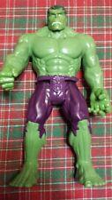 """the Hulk ,  12"""" figurine"""
