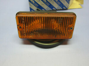 Fiat 4421222 NOS front turn signal lamp right hand passenger