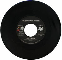 "KETTY LESTER  ""PLEASE DON'T CRY ANYMORE""   AWESOME  NORTHERN SOUL"
