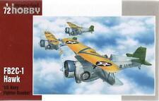 CURTISS FB2C-1 HAWK - NAVY FIGHTER-BOMBER  (U.S. NAVY MKGS) 1/72 SPECIAL HOBBY