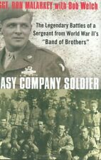 Easy Company Soldier: The Endless Combat of a Sergea... by Don Malarkey Hardback