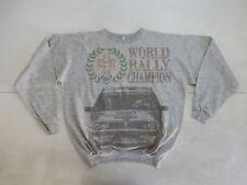 LANCIA MARTINI WORLD RALLY CHAMPION 87/92 VINTAGE JACKET FELPA