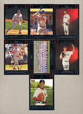 2007 Topps Boston Red Sox TEAM SET - MINT