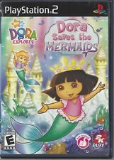 Dora the Explorer: Dora Saves The Mermaids (PlayStat...