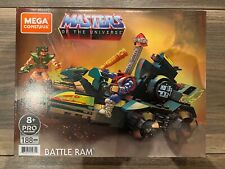 ✅ Mega Construx Masters of the Universe BATTLE RAM - NEU & OVP - versiegelt