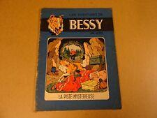 BD EO STUDIO VANDERSTEEN / BESSY N° 4