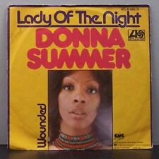 """(o) Donna Summer - Lady Of The Night (7"""" Single)"""