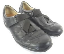 Finn's Comfort Shoes Sz 6.5 W 4 UK Womens black 36D made in Germany no lace up
