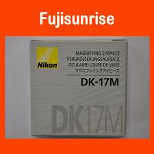 Original Nuevo Nikon DK-17M Lupa del ocular