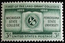 1955 3c Land Grant Colleges Centennial Scott 1065 Mint F/VF NH