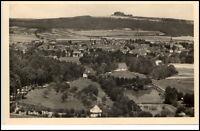 Bad Berka Thüringen DDR Postkarte Gesamtansicht ungelaufene Karte 50/60er Jahre
