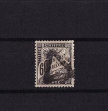 timbre France TAXE   Duval   60c  noir     num: 21   oblitéré