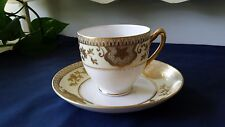 Meito China Vintage Cup and Saucer Set MEI520