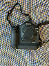 Canon EOS 1D Mark III 10.1MP Digital SLR Camera - Black (Body Only)