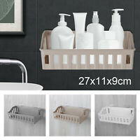 Bathroom Storage Basket Holder Shelf Shower Caddy Shampoo Suction Cup Hot