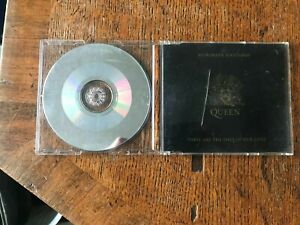 Queen CD Single Bohemian Rhapsody These Are The Days Of Our Lives