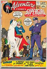 Adventure Comics #419, DC 1971 Supergirl, Black Canary, Zatanna VF- Alex Toth