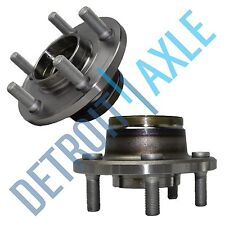 Set of (2) New Front Wheel Hub and Bearing Assembly w/ ABS for Magnum 300 RWD