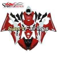 Body Kits for Yamaha YZF R6 08 09 10 11 12 13 14 15 16 Body Work Red White Cover