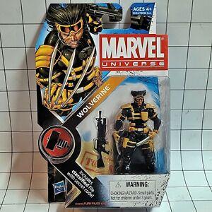 Marvel Universe 3.75 Series 2 027 Wolverine (Team-X)