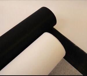 Iron On Fusible Interfacing Fabric Light Medium & Heavy 75cm Wide Various Length