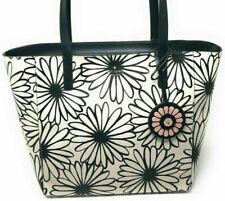 NWT KADE SPADE ROSA DAISY MEDIUM TOTE Leather Handbag Purse