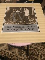 Rick Wakeman: The Six Wives Of Henry VIII Lp