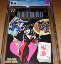 Batman Adventures Mad Love CGC 9.6 DC 1994 Harley Quinn Origin Dini Timm Joker