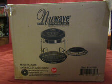 NuWave Oven Pro Infrared Oven Kit Model 20356(Black) Brand New in Factory Carton