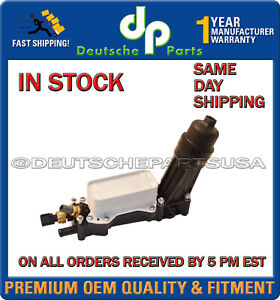 For Dodge Jeep Ram PROMASTER 1500 2500 Oil Filter Housing Adaptor 68310865AB