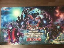 Yu-Gi-Oh 2016 NAWCQ Participation Mat - Phantom Knights Rubber Playmat